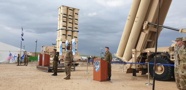 В Израиле завершились испытания американской ПВО THAAD
